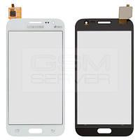 Тачскрин (сенсор) для Samsung J200F, J200G, J200H, J200Y Galaxy J2 (white) Original