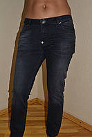 Джинсы женские черные PHILIPP PLEIN