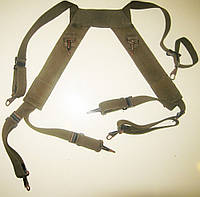 Плечевые Yoke лямки для рюкзаков и РПС. ВС Австрии, оригинал., фото 1