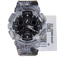 Мужские часы Casio G-SHOCK GA-100MM-8AER