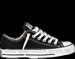 Кеды Converse All Star Low Чёрные