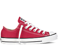 Кеды Converse All Star Low Красные, фото 1