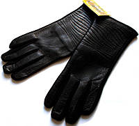 Перчатки натуральная кожа и кашемир размер 6.5