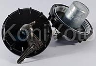 Крышка пробка бензобака Ваз 2101 2102 2103 2104 2105 2106 2107 Заз 1102 1103 Таврия Славута с ключом Запорожье
