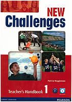 Книга учителя Challenges NEW 1 Teacher's Book + MultiROM