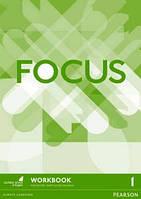Рабочая тетрадь Focus 1 WB