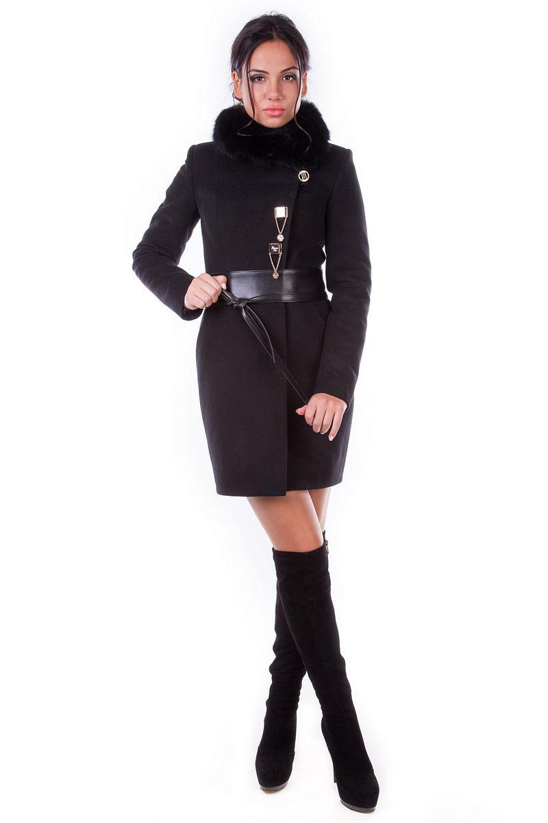 Женское зимнее пальто Украина арт. Магия зима 2025