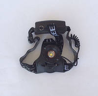 Аккумуляторный Налобный фонарик Police LL-822-T6, Диод CREE-T6, 2 акб. 18650