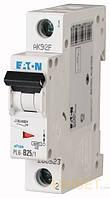 Выключатель автоматический EATON (Moeller) PL4-B63/1
