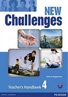 Книга учителя Challenges NEW 4 Teacher's Book + MultiROM