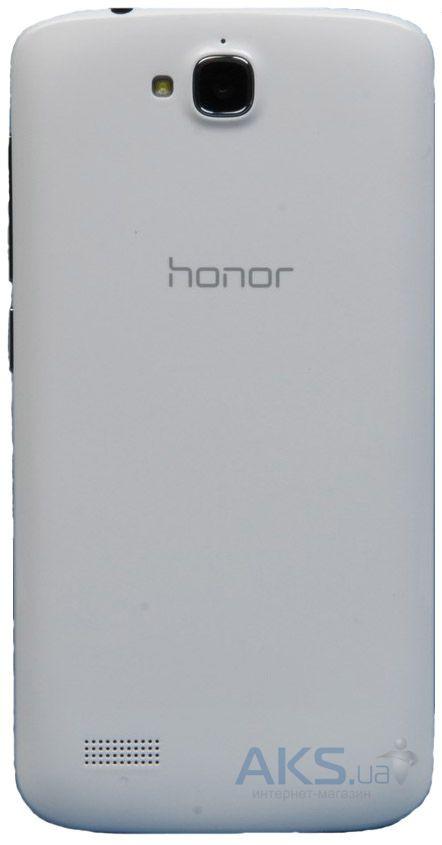 Задняя крышка корпуса Huawei Honor 3C Lite Hol-U19 Original White, купить в  Киеве не дорого