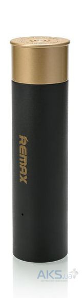 Внешний аккумулятор Remax Shell (RPL-18) 2500 mAh Black