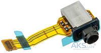 Шлейф для Sony E6833 Xperia Z5+ Premium Dual / E6853 Xperia Z5+ Premium / E6883 Xperia Z5+ Premium Dual с разъемом гарнитуры Original
