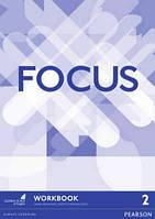 Рабочая тетрадь Focus 2 Workbook