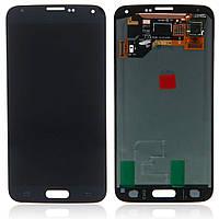 Дисплейный модуль для Samsung G900H (i9600) Galaxy S5 G900F G900T (Blue) Качество