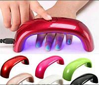 LED Уф- лампа для ногтей сушка для ногтей ультрафиолет