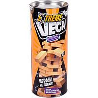 Настольная игра Дженга Vega Extreme мини