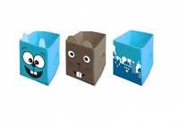 Ящик для хранения игрушек Город 312