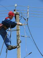 Подключение электроэнергии