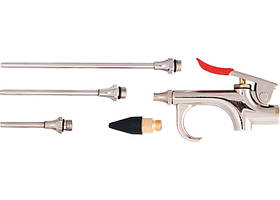 Набор продувочный пистолет, пневмат. в комплекте