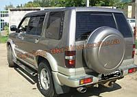 Дефлекторы окон (ветровики) COBRA-Tuning на ISUZU TROOPER LS 1992-1999