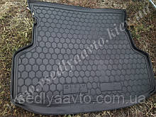 Коврик в багажник Geely GC6 (Avto-Gumm) пластик+резина