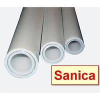Труба полипропиленовая Sanica stabi 20(PPR-176)