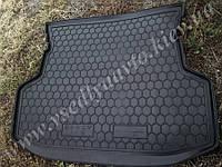 Коврик в багажник Geely GC6 (Автогум) полиуретан