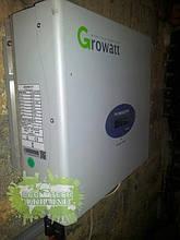 Growatt сетевой солнечный инвертор