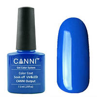 Гель-лак CANNI №025 (синий), 7.3 мл