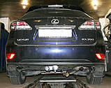 Фаркоп Lexus RX 2009-, фото 2