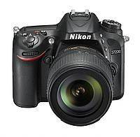 Nikon D7200 + 18-105VR KIT Black (VBA450K001)