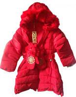 Детское пальто зима оптом, фото 1