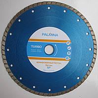 Алмазный диск для резки армированного бетона Palmina Beton SP Turbo 230x2,8/1,8x8x22,23