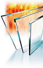 Жаропрочное / огнеупорное стекло