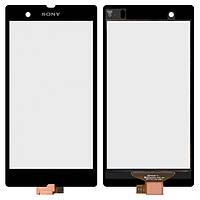 Сенсор (тачскрин) Sony C6602 L36h Xperia Z, C6603 L36i Xperia Z, C6606 L36a Xperia Z Black