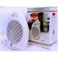 Электрический обогреватель Wimpex FAN HEATER WX-426, тепловентилятор для дома