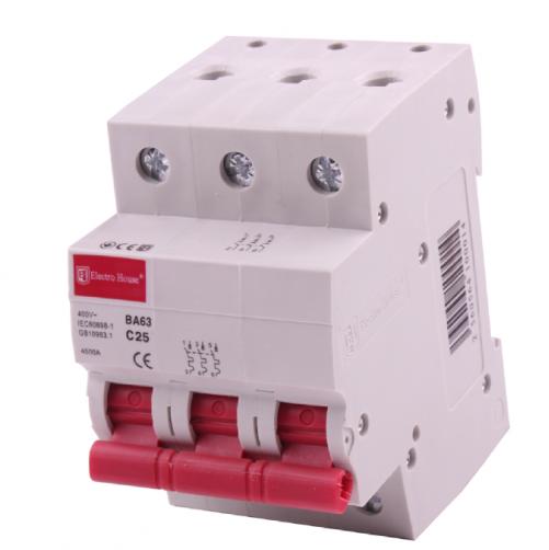 Автоматический выключатель Electro House EH-3.40