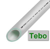 Труба полипропиленовая Tebo fiber 25(PPR-202)