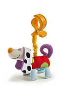 Игрушка-подвеска на прищепке ДРОЖАЩИЙ ПЕСИК Taf Toys (11735)