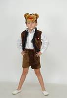 Детский карнавальный костюм Медведь