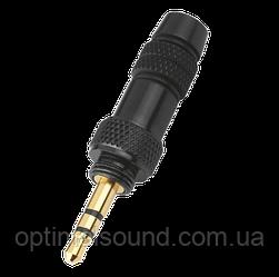 Разъем mini-JACK 3,5mm Monacor PG-313PG