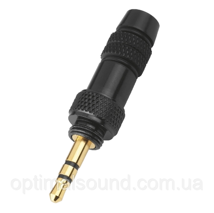 Разъем mini-JACK 3,5mm Monacor PG-313PG