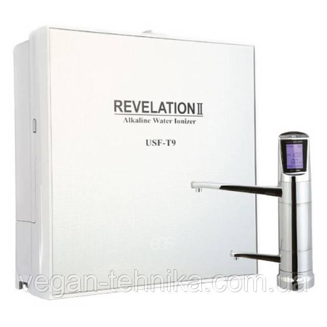 Мощный ионизатор воды Ionizer Revelation 2