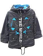 Куртка - парка демисезонная для мальчика 60558