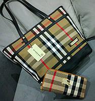 Стильная и модная сумочка Burberry