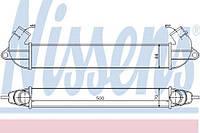 Интеркулер fiat doblo (01-) 1.3/1.9 jtd (производство Nissens ), код запчасти: 96736