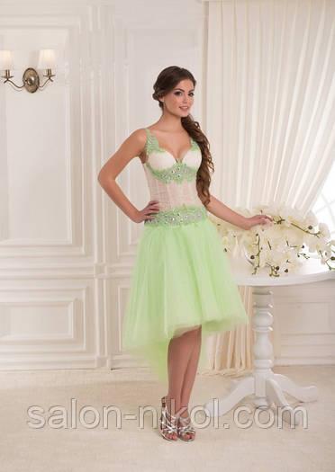 Вечернее, выпускное платье V-057