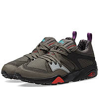 Оригинальные  кроссовки Puma x Alife Blaze of Glory Dark Shadow & Flame Scarlet