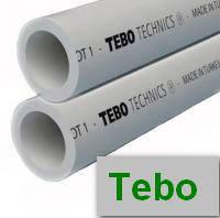 Труба полипропиленовая Tebo PN25(PPR-181)